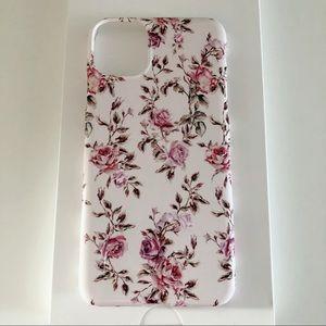 LoveShackFancy Rose Garden Case iPhone 11 Pro Max